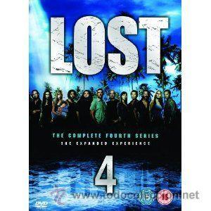 perdidos lost dvd temporada 4 cuarta nueva cast - Comprar Series de ...