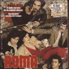 Series de TV: DVD-ROMA CRIMINAL- MINI SERIE TV-4 DVD´S-12 EPISODIOS-STEFANO SOLLIMA-MAFIA. Lote 32754707