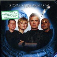 Series de TV: STARGATE SG. 1 TEMPORADA 6 - 6 DVDS - PRECINTADO - SIN ESTRENAR. Lote 33101559