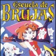Series de TV: !!!! ESCUELA DE BRUJAS !!!! DVD MANGA !!!! DESCATALOGADA !!!! ****** OCASION *****. Lote 33663355
