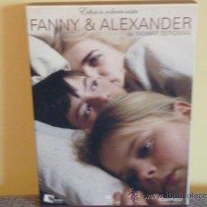 Series de TV: FANNY & ALEXANDER (INGMAR BERGMAN) EDICIÓN 4 DVD. Lote 33996633