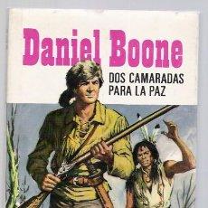 Series de TV: DANIEL BOONE -DOS CAMARADAS PARA LA PAZ-. Lote 34088249
