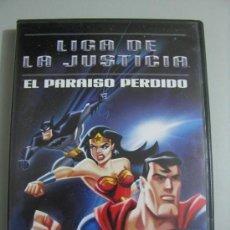 Series de TV: LIGA DE LA JUSTICIA (EL PARAISO PERDIDO) COMPRA MINIMA EN DVD'S 8€ (LEER DESCRIPCION). Lote 34229255