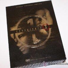 Series de TV: EXPEDIENTE X - PRIMERA TEMPORADA - ED. COLECCIONISTA 7 DVD. Lote 34261117