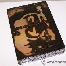 Series de TV: EXPEDIENTE X - SEGUDA TEMPORADA - ED. COLECCIONISTA 7 DVD. Lote 34261126