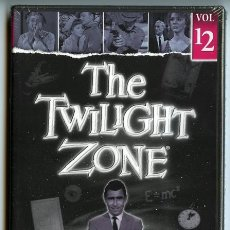 Series de TV: THE TWILIGHT ZONE VOL. 12 (EN LOS LÍMITES DE LA REALIDAD) - 1959 - ROD SERLING - DVD NUEVO. Lote 34334230