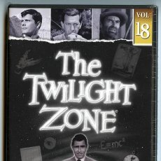 Cine: THE TWILIGHT ZONE VOL. 18 (EN LOS LÍMITES DE LA REALIDAD) - 1959 - ROD SERLING - DVD NUEVO. Lote 34334292
