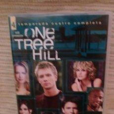 Series de TV: ONE TREE HILL - CUARTA TEMPORADA 6 DVD. Lote 34572611