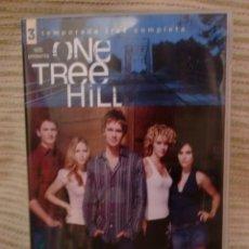 Series de TV: ONE TREE HILL - TERCERA TEMPORADA 6 DVD. Lote 34572627