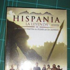Series de TV: HISPANIA LA LEYENDA, PRIMERA TEMPORADA 4 DVD. Lote 35912973
