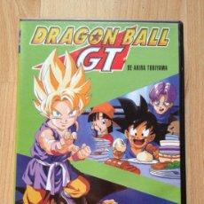 Series de TV: DVD DRAGON BALL GT EPISODIOS 4,5 Y 6. Lote 37326930