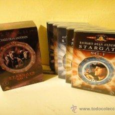Cine: STARGATE TERCERA TEMPORADA 3 PELICULA DVD LA SERIE. Lote 122039352