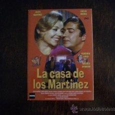 Series de TV: LA CASA DE LOS MARTINEZ JULITA MARTINEZ Y CARLOS MUÑÓZ. Lote 37854496