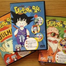Series de TV: DRAGON BALL DVDS SALVAT. Lote 147044934