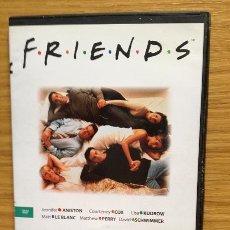 Series de TV: FRIENDS DVD LOS 3 PRIMEROS EPISODIOS. Lote 38240139