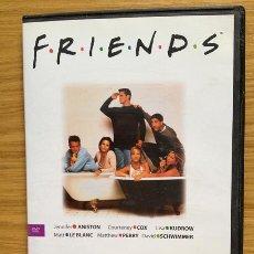 Series de TV: FRIENDS DVD EPISODIOS 4,5 Y 6. Lote 38240339