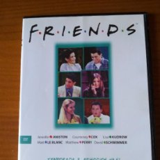Series de TV: FRIENDS -- TEMPORADA 3 - EPISODIOS 49-51 . Lote 39330435