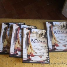 Series de TV: ROMA. SERIE TV 4 DVD SEGUNDA TEMPORADA. HISTORIA.. Lote 38516012