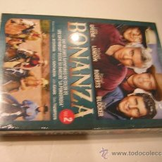 Series de TV: BONANZA VOL. 2 (5 DVDS) PRECINTADO. Lote 38584407