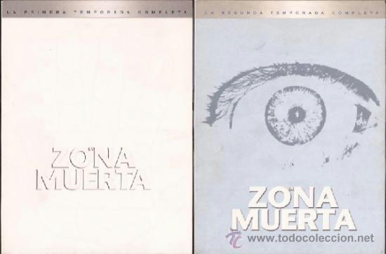 Dvd La Zona Muerta Temporadas 1 Y 2 Television Sold Through