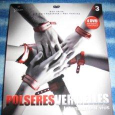 Series de TV: POLSERES VERMELLES (1ª TEMPORADA. COMPLETA) ¡¡OFERTA.3X2 EN SERIES DE TV!! (LEER DESCRIPCION). Lote 38744554