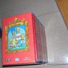 Series de TV: LOS SIMPSON SERIE CLASICOS CAJA CON 13 DVD VARIOS PRECINTADOS. Lote 39686597