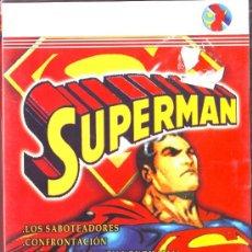Series de TV: UXD SUPERMAN DVD USA DOBLADA AL ESPAÑOL 60 MINUTOS 9 CAPITULOS DIBUJOS ANIMADOS SUPERHEROE. Lote 38902790