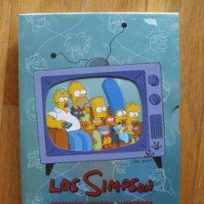 Series de TV: LOS SIMPSON TERCERA TEMPORADA, EDICION COLECCIONISTA. Lote 39056414