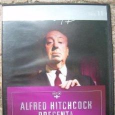 Cine: 'ALFRED HITCHCOCK PRESENTA'. TEMPORADA 2 - CAPÍTULOS 41 - 44.. Lote 39161745