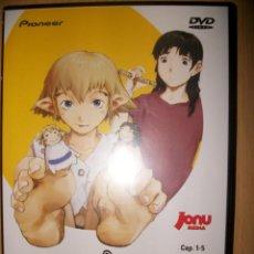 Series de TV: DVD - NIEA UNDER 7 - CAP 1 - 5 - DE LOS CREADORES DE LAIN - ANIME - JONU MEDIA. Lote 39405607