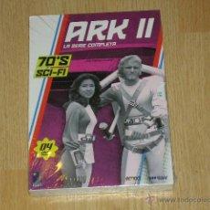 Series de TV: ARK II SERIE COMPLETA 4 DVD 330 MIN. NUEVA PRECINTADA. Lote 203768775