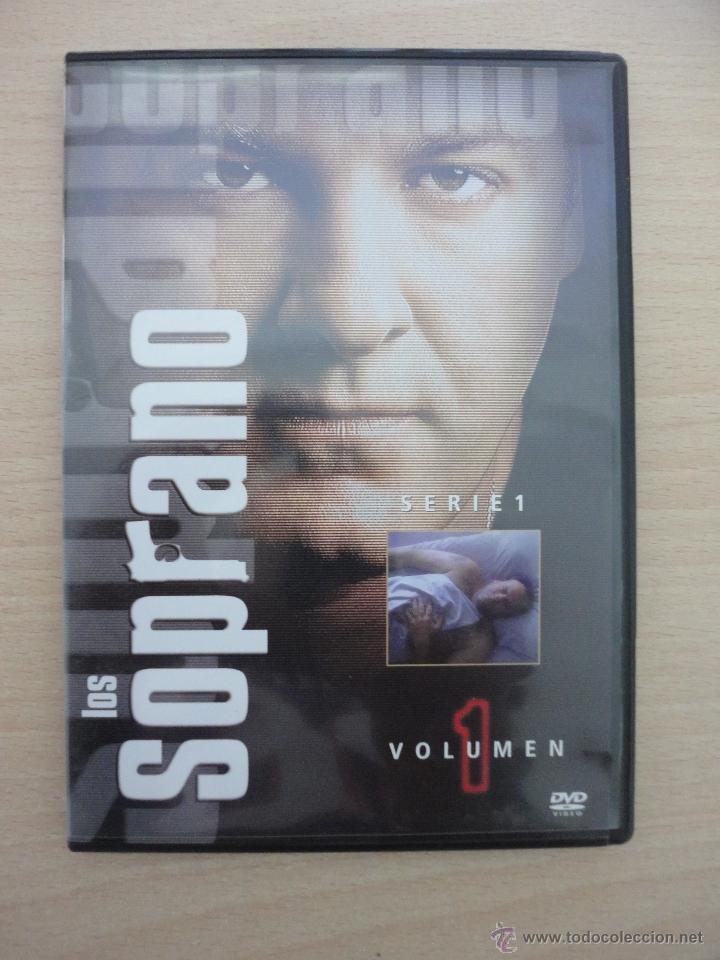 LOS SOPRANO. SERIE 1. VOLUMEN 1 (Series TV en DVD)