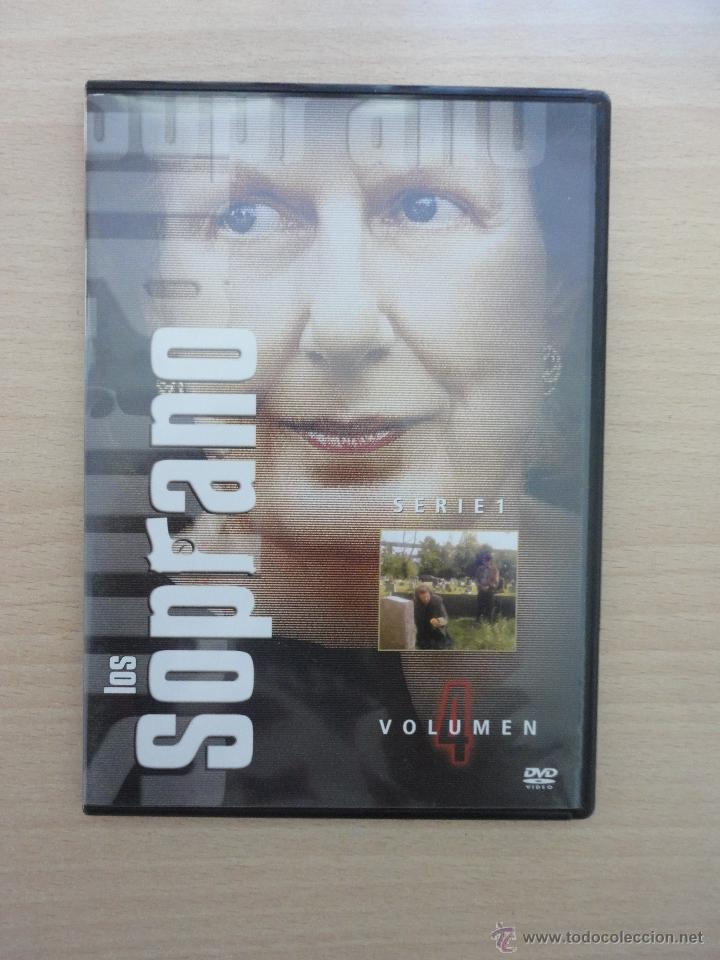LOS SOPRANO. SERIE 1. VOLUMEN 4 (Series TV en DVD)