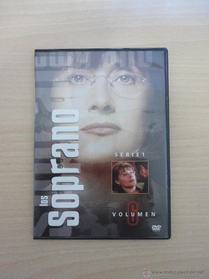 LOS SOPRANO. SERIE 1. VOLUMEN 6 (Series TV en DVD)