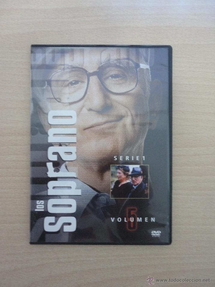 LOS SOPRANO. SERIE 1. VOLUMEN 5 (Series TV en DVD)
