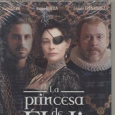 Series de TV: LA PRINCESA DE EBOLI DVD - BELLEZA, LUJO, AMORES Y CELOS. PRECINTADO. Lote 41144999