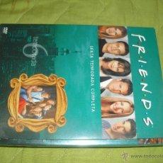 Series de TV: FRIENDS SERIE DE TV TEMPORADA 6 - DVD COMPLETA. Lote 41363709
