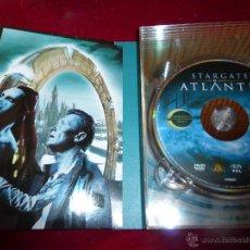 Series de TV: STARGATE ATLANTIS -- TEMPORADA - 5 DVD - SERIE TV CIENCIA FICCIÓN - BUEN ESTADO. Lote 42982842