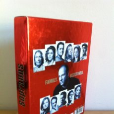 Series de TV: THE SOPRANOS. THE COMPLETE SECOND SEASON. FAMILY. REDEFINED. DVD VIDEO. . Lote 44197137