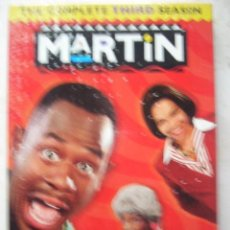 Series de TV: THE COMPLETE THIRD SEASON. MARTIN. 4 DVD. PRECINTADO.. Lote 44806514