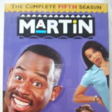 Series de TV: THE COMPLETE FIFTH SEASON. MARTIN. 4 DVD. PRECINTADO.. Lote 44806534
