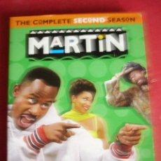 Series de TV: THE COMPLETE SECOND SEASON. MARTIN. 4 DVD. Lote 44981281