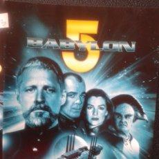 Series de TV: DVD - BABYLON 5 : RIVER OF SOULS ** JERRY DOYLE, TRACY SCOGGINS, JEFF CONAWAY, MARTIN SHEEN** . Lote 45145106
