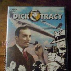 Series de TV: DICK TRACY. EDICIÓN ESPECIAL COLECCIONISTA. 15 EPISODIOS. PRECINTADO. DVD.. Lote 45269028