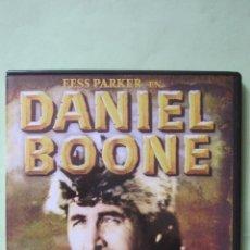 Series de TV: EL ORIGINAL DANIEL BOONE .DISCOS Nº 21 . 3 EPISODIOS. EL QUE SE VIO EN LA TELE. Lote 138615197