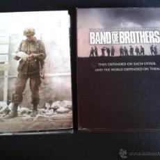 Series de TV: DVD -BAND OF BROTHERS ( HERMANOS DE SANGRE ) *** DIGIPACK 6 DVDS,**DESCATALOGADA. Lote 45431992