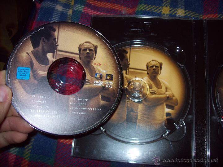 Series de TV: EXPEDIENTE X ,SEXTA TEMPORADA COMPLETA.EDICIÓN COLECCIONISTAS.2003.UNA JOYITA.VER FOTOS. - Foto 3 - 45475325