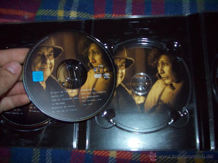 Series de TV: EXPEDIENTE X ,SEXTA TEMPORADA COMPLETA.EDICIÓN COLECCIONISTAS.2003.UNA JOYITA.VER FOTOS. - Foto 4 - 45475325