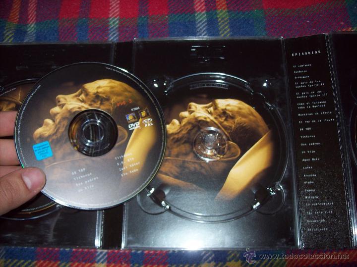 Series de TV: EXPEDIENTE X ,SEXTA TEMPORADA COMPLETA.EDICIÓN COLECCIONISTAS.2003.UNA JOYITA.VER FOTOS. - Foto 5 - 45475325