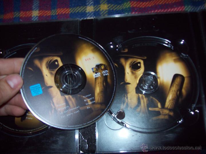 Series de TV: EXPEDIENTE X ,SEXTA TEMPORADA COMPLETA.EDICIÓN COLECCIONISTAS.2003.UNA JOYITA.VER FOTOS. - Foto 7 - 45475325